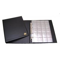 Альбом вертикальный 230х270 мм, (Коллекция) ПВХ, лист скользящий